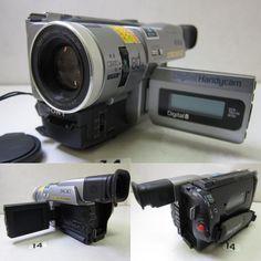 SONY  DCR-TRV110 SONY  HDR-HC1 ※LCD不良。 SONY  CCD-TR705