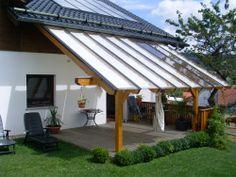 berdachte terrasse 50 top ideen f r terrassen berdachung berdachte terrassen. Black Bedroom Furniture Sets. Home Design Ideas
