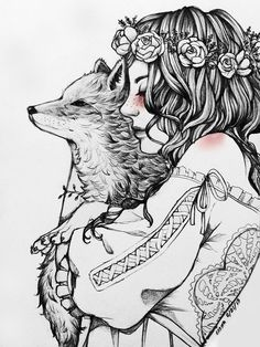 Fox Love Art Print by heyfaynt is part of Fox drawing - Buy Fox Love Art Print by heyfaynt Worldwide shipping available at com Just one of millions of high quality products available Art Drawings Sketches, Animal Drawings, Fox Drawing, Fox Art, Pencil Art, Coloring Pages, Fantasy Art, Illustration Art, Images