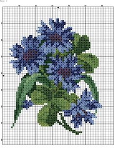 Low Cost Flowers Shipping And Delivery - An Anniversary Reward Without A Significant Selling Price Tag Kreuzstich Tiny Cross Stitch, Cross Stitch Flowers, Cross Stitch Charts, Cross Stitch Designs, Cross Stitch Patterns, Cross Stitching, Cross Stitch Embroidery, Silk Ribbon Embroidery, Embroidery Techniques