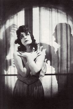 "vampsandflappers: ""Ruth Weyher in Warning Shadows: A Nocturnal Hallucination. Real Horror, Horror Show, Horror Films, Shadow Film, Cinema Theatre, Theater, Fantasy Women, Silent Film, Film Stills"