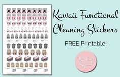 Exclusive Subscriber Free Printables - Planner Squad
