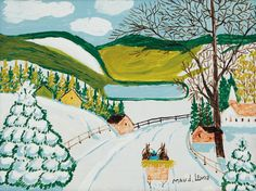 Art Auction Sales for Maud Lewis at Consignor.ca