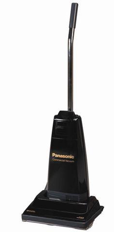 Panasonic MC-V5504 Commercial Upright Vacuum Cleaner, Black