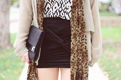 Tribal VS Leopard