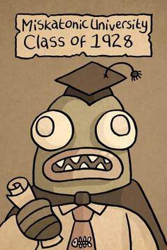 Dagon's graduation photo