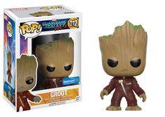 Baby Groot is back with Pop! Marvel: Guardians of the Galaxy Groot vinyl figure from Funko. Baby Groot, Groot Toy, Funko Pop Marvel, Marvel Dc, Marvel Room, Mundo Marvel, Disney Marvel, Marvel Comics, Funk Pop