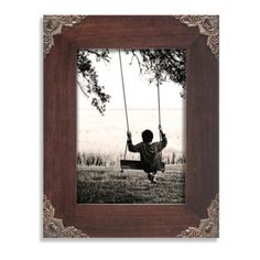 Prinz Astor 5-Inch x 7-Inch Wood Photo Frame in Espresso - BedBathandBeyond.com
