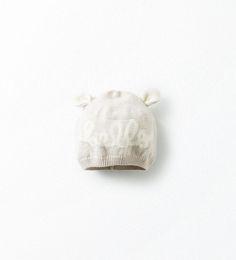 ZARA - MINI (0-12 MAANDEN) - HELLO MUTS MET OORTJES