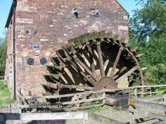 Image detail for -Old Mill Water Wheel In Pigeon Forge Tennessee Stock Photo 34858393 ...