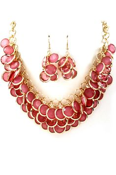 Lotta Necklace Set | Awesome Selection of Chic Fashion Jewelry | Emma Stine Limited