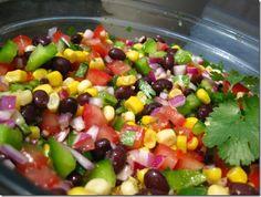 black beans, bell peppers, salad dressings, bean dip, beani dip, bean salads, dips, iowa girl eats, corn dip
