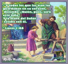 Babies for Christ: Lucas 1:66