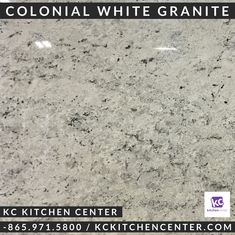 Budget Friendly Mid Price Range Exotic Granite from KC Kitchen Center Creative Class, White Granite, Quality Kitchens, Family Kitchen, Stone Countertops, Budgeting, Kitchen Remodel, Exotic, Range