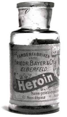 Heroin by Bayer