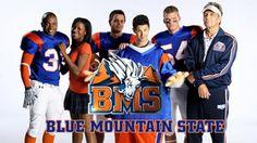 Blue Montain State season 1