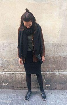 Marais Paris Outfit:  The Stylelist Patricia: Zalando Mitarbeiter zeigen ihren Style