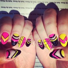 Nailsbynivea @nailsbynivea By Becky #gel #ge...Instagram photo | Websta (Webstagram)