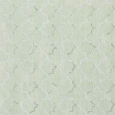 chinese trellis - pale jade wallpaper | Designers Guild