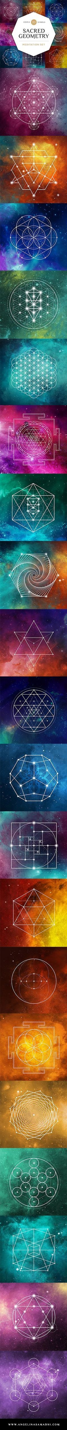 57 Best SACRED GEOMETRY images in 2019 | Sacred geometry