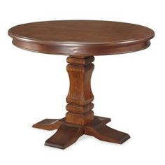Home Styles Aspen Collection Pedestal Dining Table-5520-30 at The Home Depot