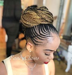 Newest Snap Shots 23 Braided Bun Hairstyles for Black Hair 23 Braid. Newest Snap Shots 23 Braided Bun Hairstyles for Black Hair 23 Braid. Braided Hairstyles For Black Women Cornrows, Two Braid Hairstyles, African Braids Hairstyles, Popular Hairstyles, Trendy Hairstyles, Girl Hairstyles, Black Hairstyles, Black Girl Braids, Braids For Black Hair