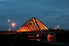 the Netherlands-Road-Bridge