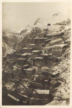 Baraccamenti Pasubio 1917