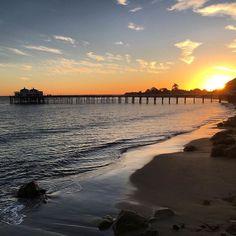 """@hillemike's photo: """"Last night."""" #Malibu #MalibuPier #sunset #MalibuBeachInn"""