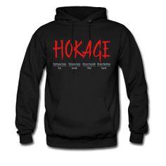 Naruto's Hokage Men's Hoodie