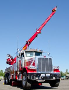 Century 1130 rotator www.travisbarlow.com - Towing and auto transporter insurance for over 30 years