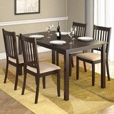 Found it at AllModern - Atwood 5 Piece Dining Set