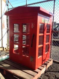 Australian Red Telephone Box Kits Original PMG Phone Booth | Collectables | Gumtree Australia Shoalhaven Area - Huskisson | 1084758336