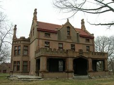 Duncarrick Mansion Dayton, Ohio | Mansions, Dayton ohio ...