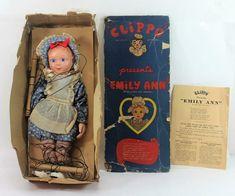 Marionette Puppet, Puppets, Emily Ann, Effanbee Dolls, Presents, Gifts, Bird Puppet, Favors, Doll