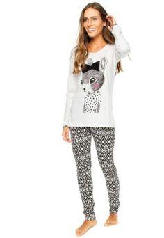 25 melhores imagens de Estampas pijama  996bac5c81422