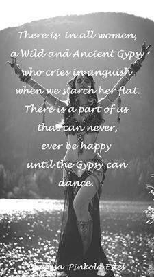 ¡Coincido tanto con esto! Bailarlo es todo para mí.