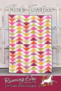 A quick little pattern that fits on the back of a card. Finished Size: x Fabric Requirements: 8 Dark Fat Quarters 8 Light Fat Quarters Binding yd Villa Rosa, Fat Quarters, Card Patterns, Quilt Patterns, Fat Quarter Quilt, Michael Miller Fabric, Flying Geese, Quilt Sizes, Design Studio
