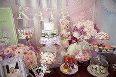 SWEET SHOPPE BIRTHDAY PARTY: sweet treats