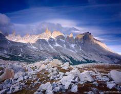 Valle Francés Torres del Paine, Chile