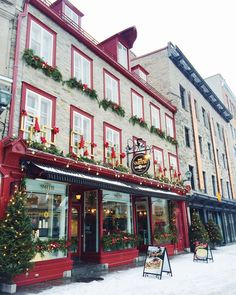 Southern Curls & Pearls: Quebec City Recommendations + Recent Instagrams...