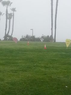Race starts at 0800 and when the sun comes out in Coronado, it's hot!  Cute candy heart mile markers.