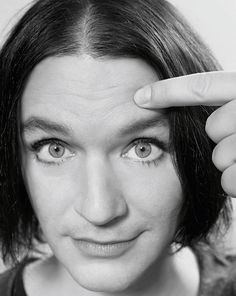 Now say nothing, Brian Molko / The singer Brian Molko about drugs, Botox and bisexuality. PHOTOS: ALFRED STEFFEN