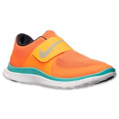 Men's Nike Free Socfly Running Shoes - 724851 800 | Finish Line