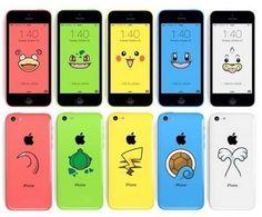 I want one! #awesome #pokemon #phonecovers