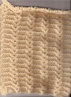 cables knitting stitch - Google'da Ara