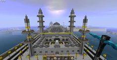 minecraft mosque