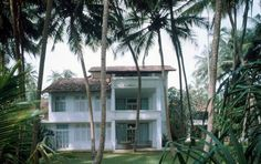 Collections | Architect's Archives | Geoffrey Bawa | Club Villa Hotel | Archnet