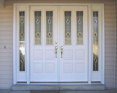 Prime Entry Doors Page Modern Entry Door, Double Front Entry Doors, Entry Doors With Glass, Wooden Front Doors, Exterior Front Doors, The Doors, Door Entry, Grill Door Design, Door Gate Design