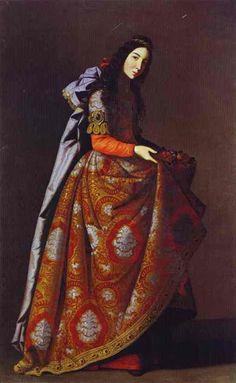 St. Casilda - Caravaggio